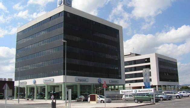 foto de Parque empresarial La Muga en Orkoien.
