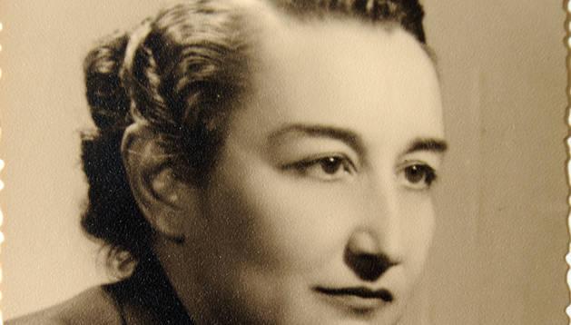 Un retrato de Ernestina