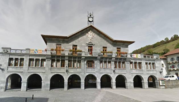 Imagen del Ayuntamiento de Leitza.