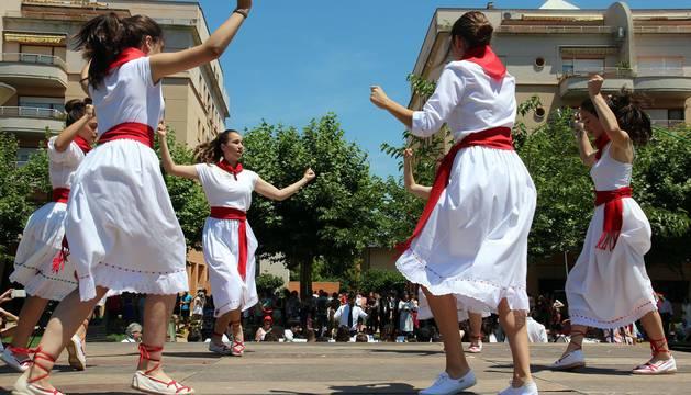 Fiestas del barrio de la Azucarera de Tudela