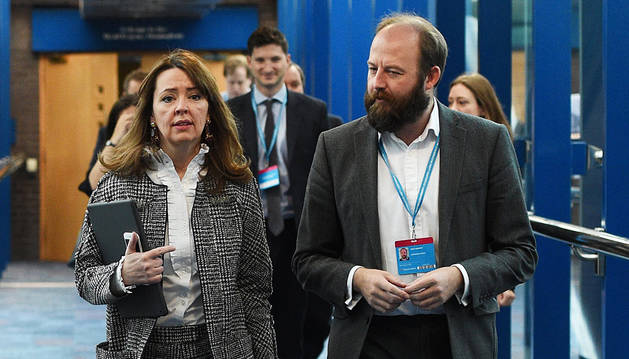 Dimiten los jefes de gabinete de Theresa May, Fiona Hill y Nick Timothy,