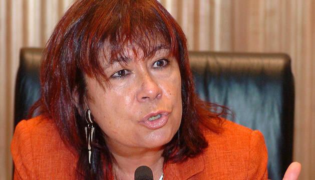Cristina Narbona, nueva presidenta del PSOE.
