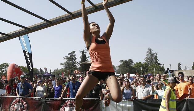 La Farinato Race reúne a más de 1.500 personas en Pamplona