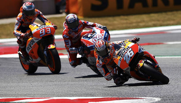 Dovizioso certifica el crecimiento de Ducati con su victoria en Montmeló