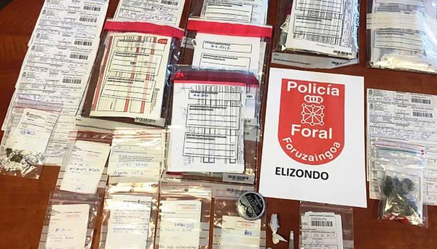Policía Foral multa a 28 personas en la Subida a Ibardin