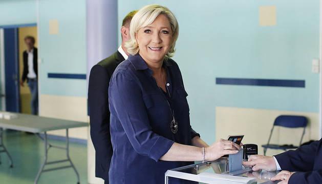 La participación de las legislativas francesas es menor que hace cinco años