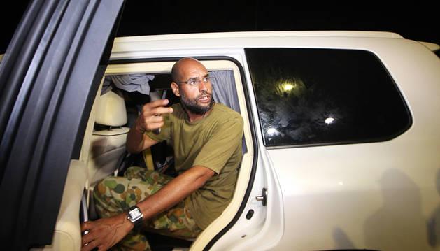 Saif al Islam, heredero de Gadafi, liberado por las milicias