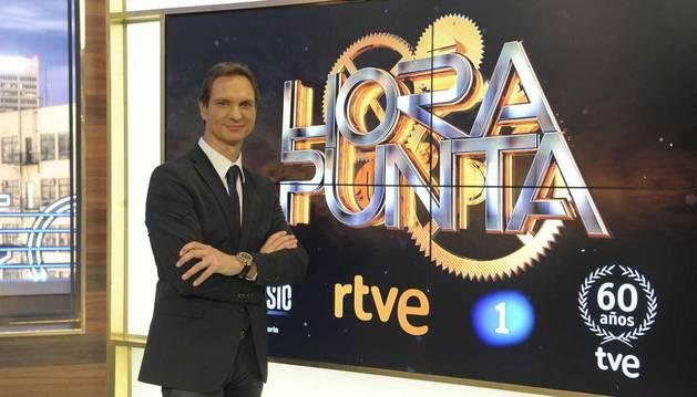 Foto del presentador Javier Cárdenas.