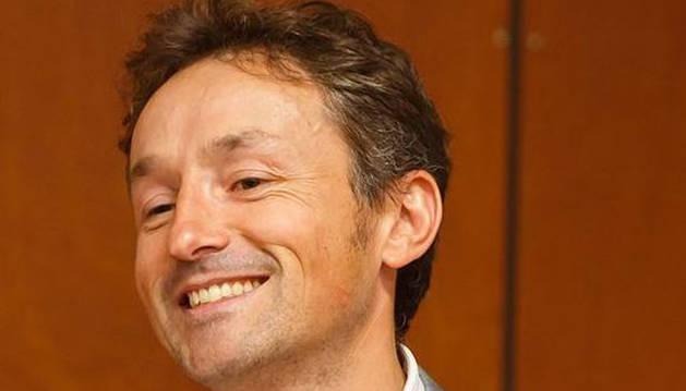 foto de Enrique Iriarte, director de Proyectos de Innovación de Acciona Energía.