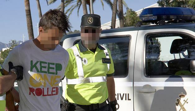 Prisión sin fianza para el detenido por el atropello mortal de un ciclista en Oliva