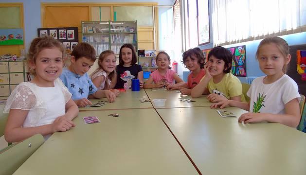 Colegio Virgen del Rosario (Fontellas)