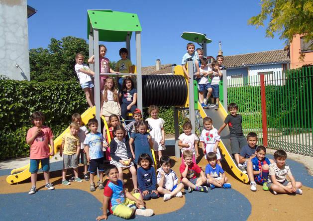 CPEIP Virgen del Rosario (Fontellas), una pequeña y unida comunidad escolar