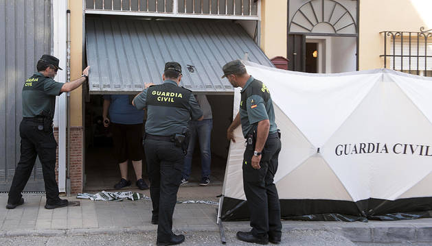 Un hombre mata a su pareja y se entrega en Las Gabias (Granada)
