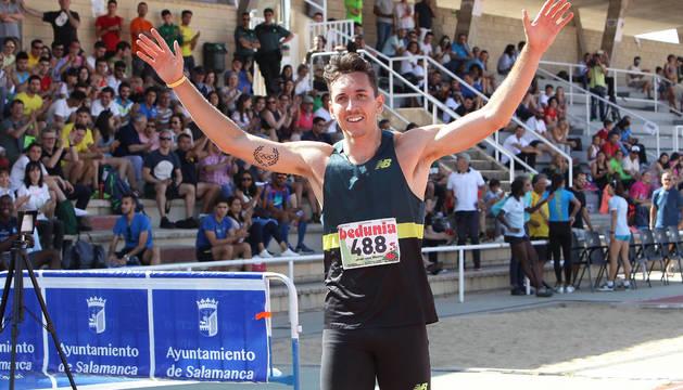 Sergio Fernández, 24 años.