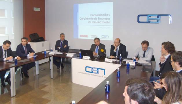 foto de Presentación de las conclusiones del proyecto