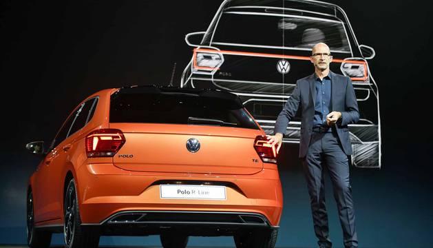 Imágenes de la presentación del nuevo Volkswagen Polo.