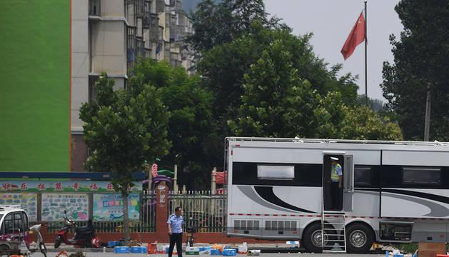 Al menos ocho muertos en una guardería de China tras explotar una bomba