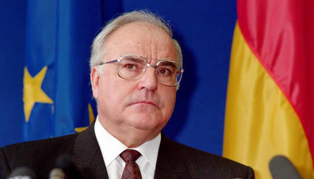Muere a los 87 años Helmut Kohl, arquitecto de la unificación de Alemania
