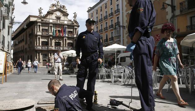 Pamplona estudia medidas drásticas en San Fermín ante la amenaza yihadista