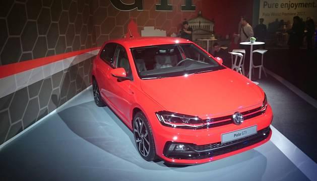 Nuevo Volkswagen Polo.