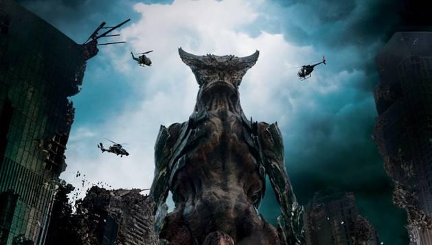 Poster de la película Colossal.