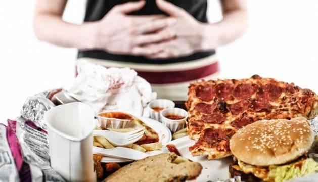 Comedores compulsivos: