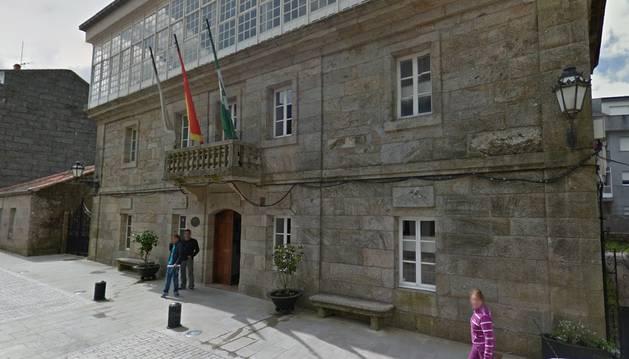 Ayuntamiento de A Cañiza (Pontevedra).