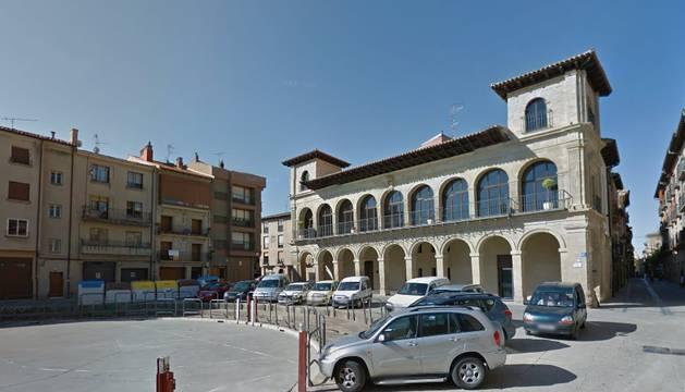 Ayuntamiento de Viana.