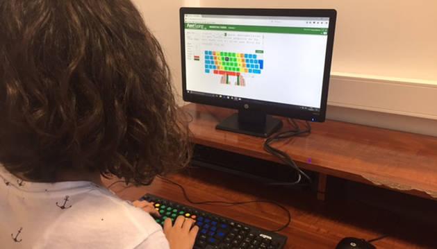 Santa Luisa de Marillac acogió el Torneo Interescolar de Escritura Digital