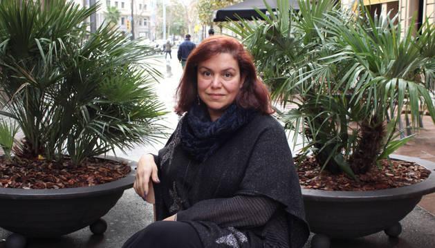 La escritora catalana Care Santos.