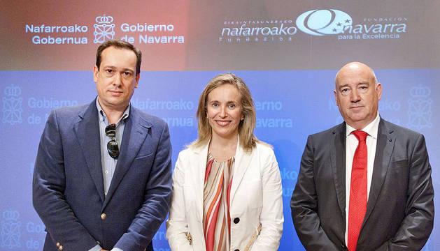 foto de Presentación del Premio Navarro a la Excelencia.