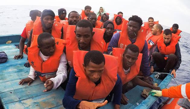 Los desplazados forzosos en el mundo superan los 65 millones, una cifra récord