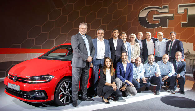 Presentación del nuevo Volkswagen Polo