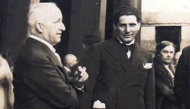El tenor Isidoro Fagoaga