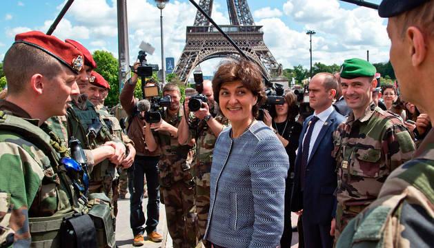 Sylvie Goulard, ministra francesa de Defensa, dejará el Gobierno al ser investigada