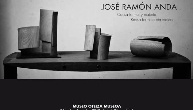 La exposición sobre José Ramón Anda permanecerá abierta del 21 junio al 1 octubre