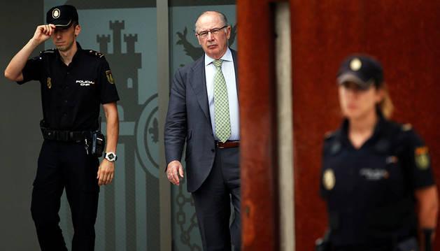 Cuatro exministros de Aznar niegan sobresueldos o mediación en el caso Gürtel