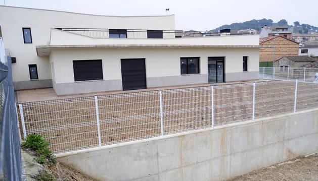 El centro de día de Larraga se inaugurará en agosto y comenzará su actividad en septiembre.