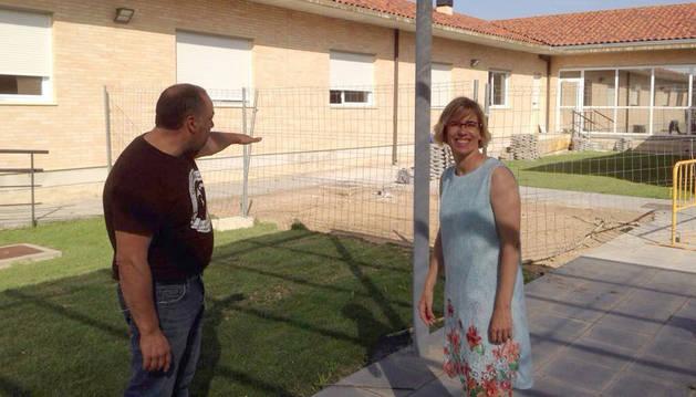 Andosilla inicia los trabajos de mejora de la residencia
