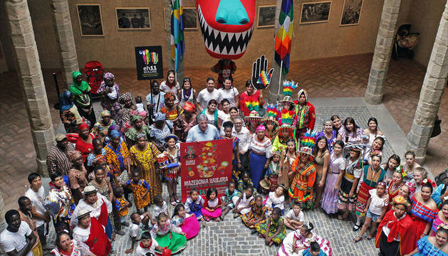 Una macedonia cultural para despedir San Fermín'17