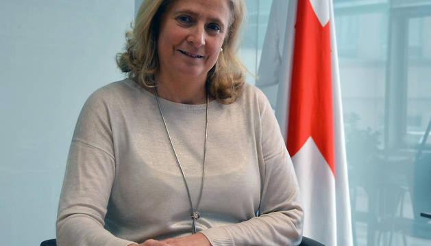 Marta Urdanoz Zabalza (Pamplona, 1970).