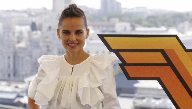 Foto de la actriz española Elena Anaya.