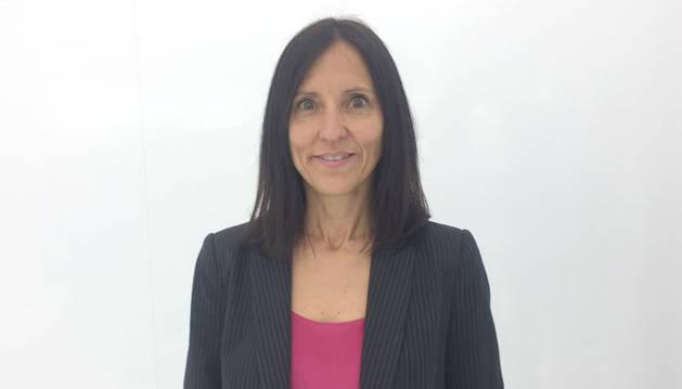 foto de Eva Gómara, responsable de los Viveros de CEIN