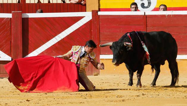 Paquirri y Daniel Luque completan los carteles de la feria de Tudela