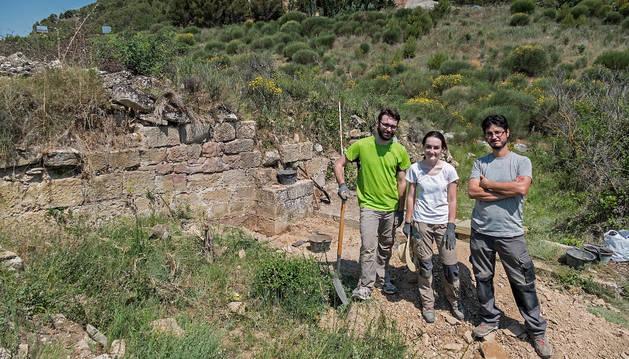 Los muros se han conservado hasta una altura considerable y además existen materiales para reconstruirlos.
