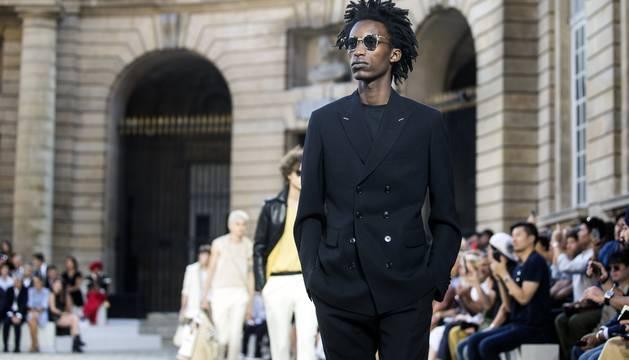 Un desfile en la Semana de la Moda parisina