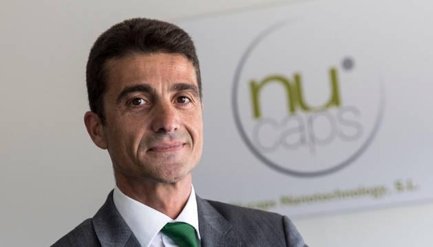 Imagen de Mariano Oto dirige la firma Nucaps.