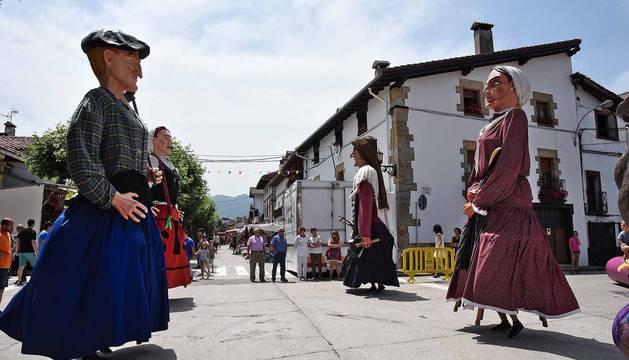 Semana de fiestas en Arbizu
