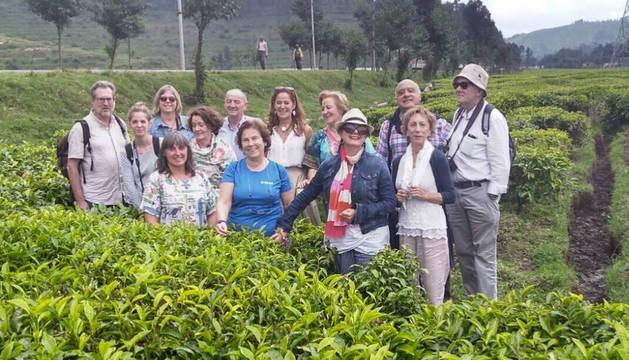 Es el tercer grupo que viaja a Ruanda con Medicus Mundi, que lo concibe como una acción de sensibilización.