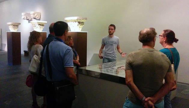 Visita guiada en el Museo.